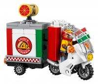 70910 LEGO Машинка для развоза пиццы