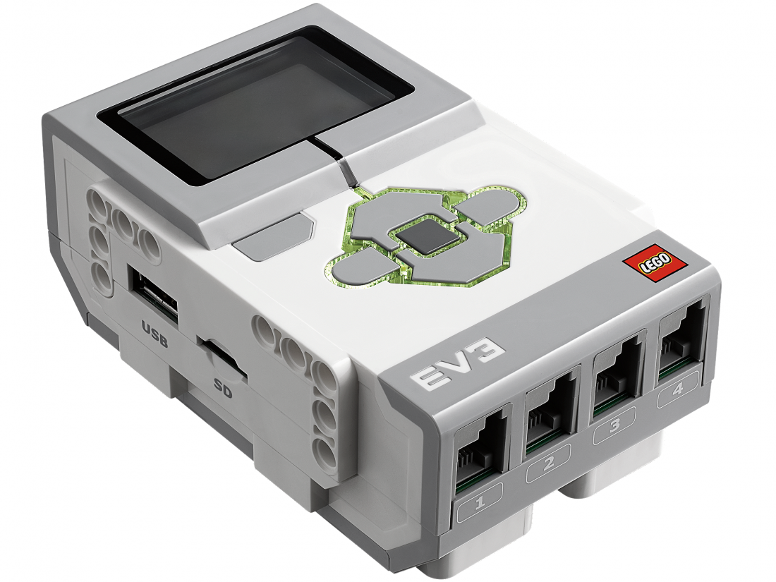 Микрокомпьютер EV3 Lego MIndstorms 45500