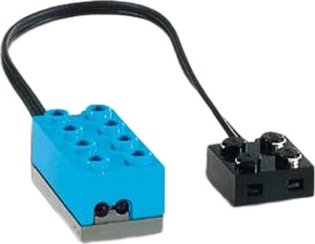 Датчик освещенности RCX. Lego MIndstorms 9758