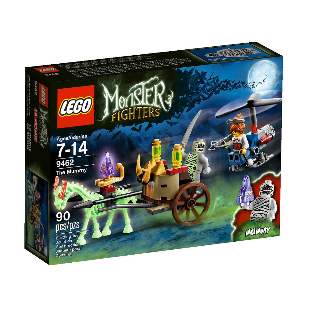 9462 Мумия ЛЕГО Monster Fighters