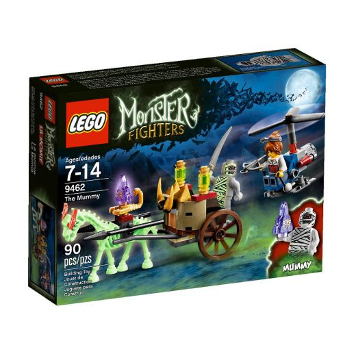 9462 Мумия ЛЕГО Monster Fighters