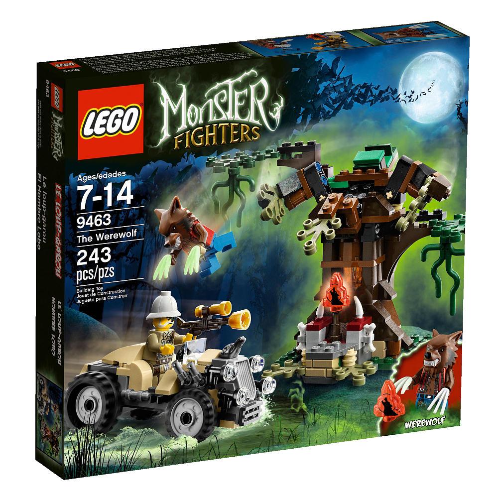 9463 Нападение оборотня ЛЕГО Monster Fighters