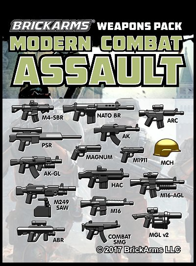 Modern Combat - Assault Pack