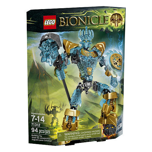 ЛЕГО Bionicle: Леденящий Череп 70791